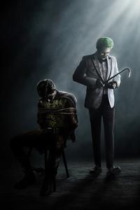 320x480 Joker Kidnap Robin 4k