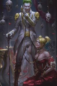 1280x2120 Joker King