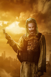 320x568 Joker Knightmare Justice League 2021 4k