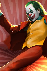 320x480 Joker Laughart