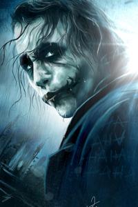 Joker Ledger Art
