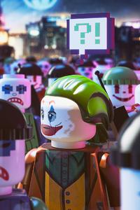 Joker Lego 4k