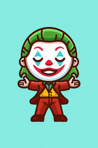Joker Little Minimal