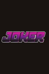 Joker Logo 4k