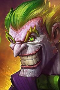 Joker Mad Boy