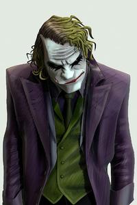 800x1280 Joker Mad4k