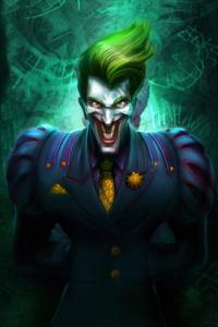 Joker Madart
