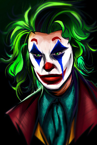 2160x3840 Joker Man 4k