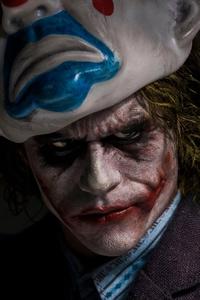 480x854 Joker Mask 4k