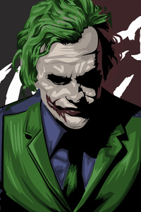 1125x2436 Joker Meaningless Life 5k