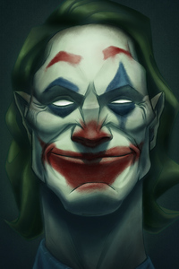 Joker Minimal 4k