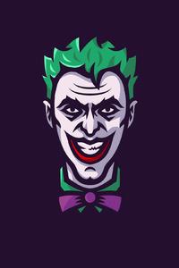 Joker Minimal Art