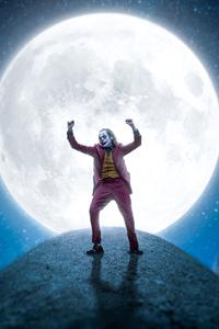 800x1280 Joker Moon
