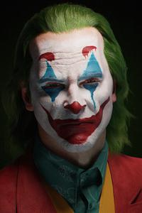 480x800 Joker Movie Clown 4k