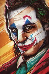1440x2960 Joker Movie Clown