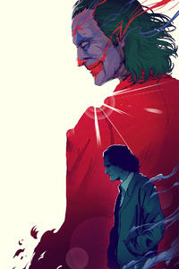 Joker Movie Fall