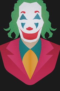 1440x2960 Joker Movie Minimalism