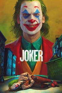 Joker Movie4k Art