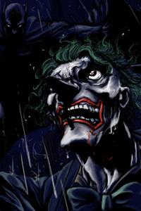 Joker Night 4k