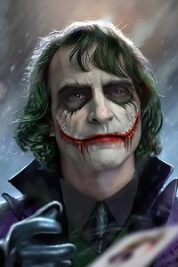 1080x1920 Joker Not Happy