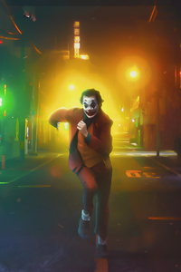 Joker On The Run