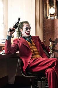 1242x2688 Joker Oscar Winner