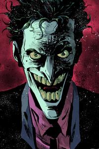 Joker Paint Artwork