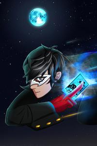Joker Persona 5 Royal 4k