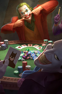 1440x2560 Joker Poker 4k