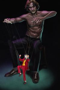 Joker Puppet