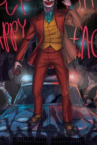 240x400 Joker Put Happy Face