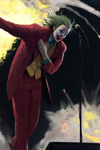 Joker Singing Song