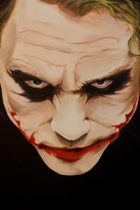 Joker Sketch Art