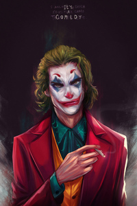 Joker Sketch Art New