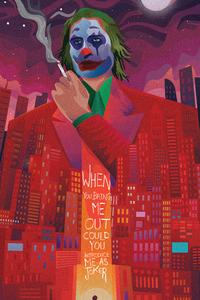 Joker Sketch Artwork