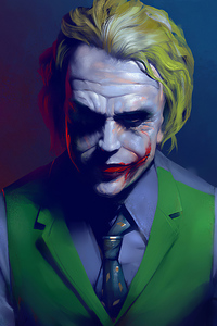 800x1280 Joker Sketch