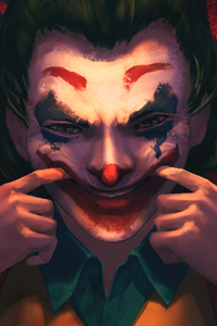 Joker Smile 2020 4k