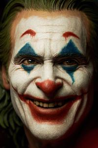 800x1280 Joker Smile 4k 2020
