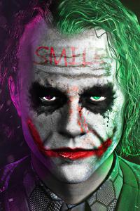 Joker Smile 4k