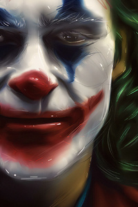 Joker Smileart