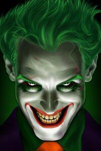 320x480 Joker Smiling 5k