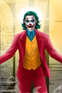 1080x2160 Joker Smoker 4kart