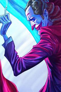 Joker Smoker Artwork
