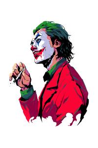 Joker Smoker Boy 4k