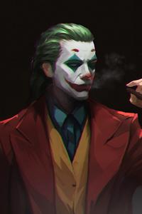 800x1280 Joker Smoker Style