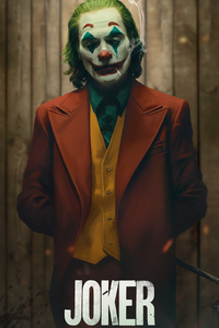 480x854 Joker Smoking Cigratte