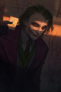 1125x2436 Joker Somewhere