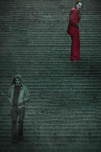 1080x2280 Joker Stair
