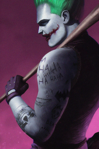 540x960 Joker Street Fighter