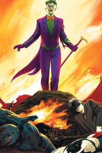 Joker The Mad Gentlemen